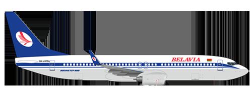 Боинг 737-500 белавиа схема салона